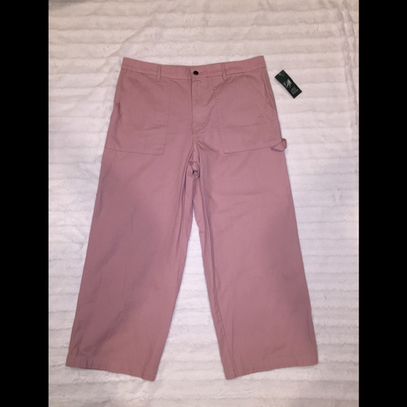 2864de4d99 wild fable Pants | Womens Wide Leg Pink Pocket | Poshmark